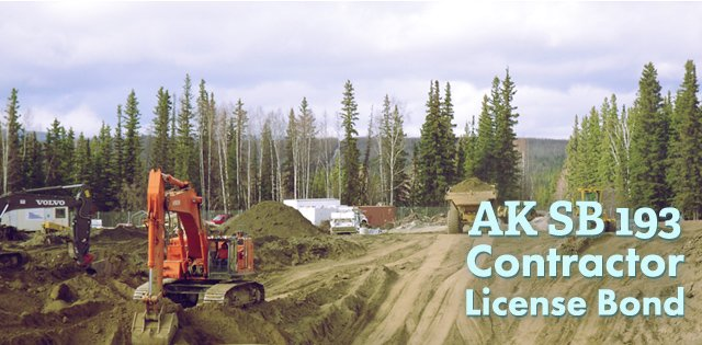 Alaska Revamps Contractor License Bond Amounts