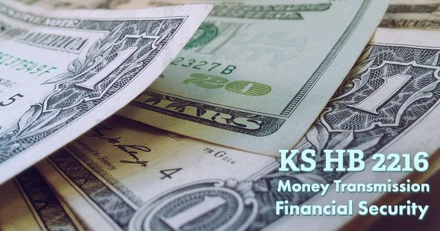 Kansas Money Transmitters See New License Bond Requirements