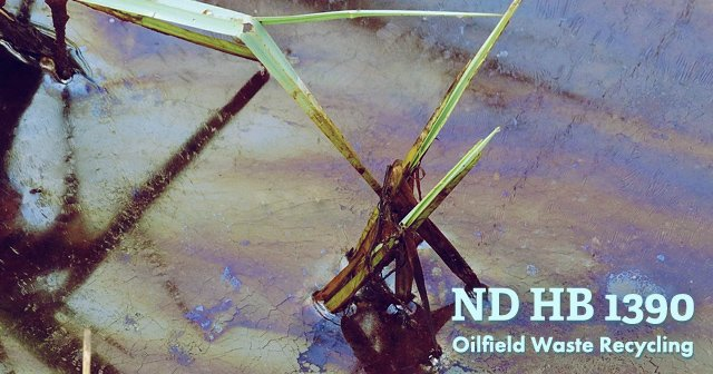 Businesses Which Dispose of Oilfield Waste Affected by ND Law