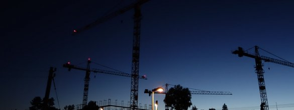 Construction Employment on the Rise in April