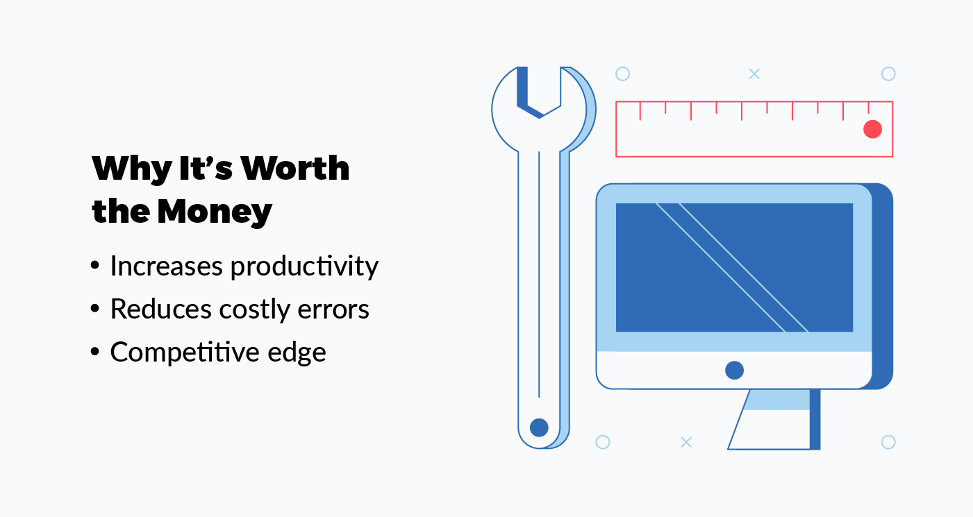 why tools & technology is worth the money